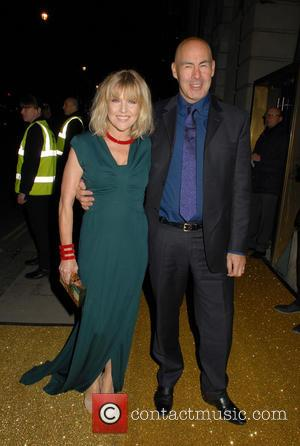 Ashley Jensen Grieves The Sudden Loss Of Her Husband Terence Beesley