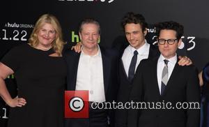 Bridget Carpenter, Chris Cooper, James Franco and J.j. Abrams