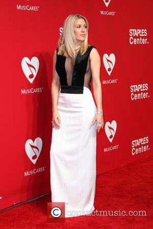 Ellie Goulding - 2016 MusiCares Person of the Year honoring Lionel Richie held at the Los Angeles Convention Center -...