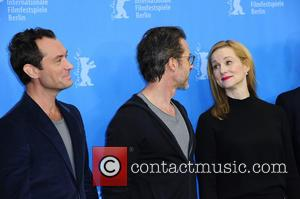 Jude Law, Guy Pearce and Laura Linney