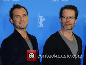 Jude Law and Guy Pearce