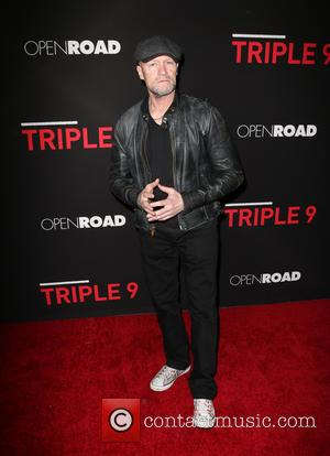 Michael Rooker - Premiere Of Open Road's 'Triple 9' at Regal Cinemas L.A. Live - Arrivals at Regal Cinemas L.A....