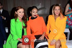 Una Foden, Sarah Jane Crawford and Laura Pradelska