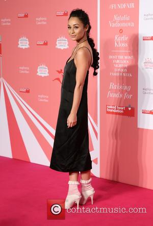 Cara Santana - London's Naked Heart Foundation's Fabulous Fund Fair 2016 held at Old Billingsgate - Arrivals at Old Billingsgate...