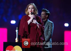 Adele Adkins and Liam Payne