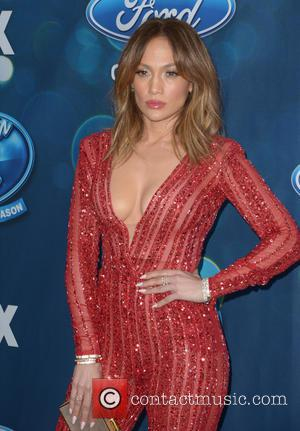 Jennifer Lopez - American Idol Finalists Party held at The London West Hollywood - Arrivals at The London West Hollywood...