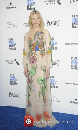Cate Blanchett - 31st Independent Spirit Awards held at Santa Monica Beach at Independent Spirit Awards - Los Angeles, California,...