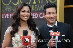 Tracey Edmonds and Mario Lopez