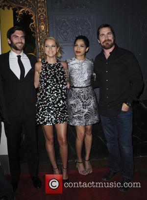 Wes Bentley, Teresa Palmer, Freida Pinto and Christian Bale