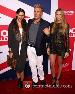 Dolph Lundgren and Guests