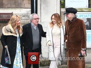 Guests, Jeanne Marine and Sir Bob Geldof