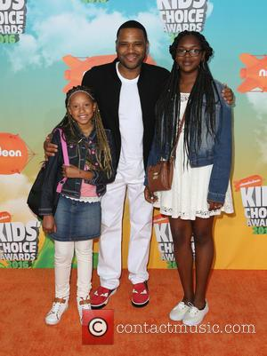 Anthony Anderson - Nickelodeon Kids' Choice Awards 2016 - Arrivals at The Forum, Nickelodeon Kids' Choice Awards - Inglewood, California,...