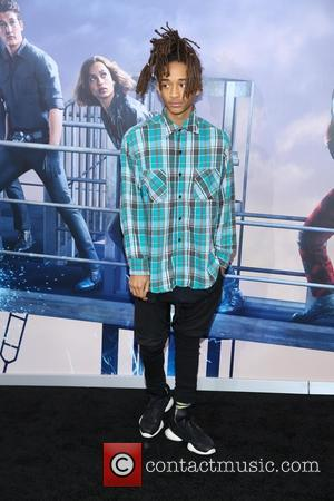 Jaden Smith - New York premiere 'Allegiant' held at AMC Loews Lincoln Square 13 - Arrivals - New York, New...