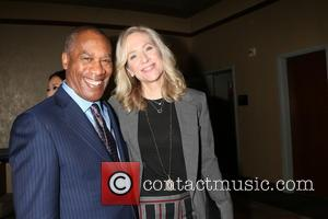 Joe Morton and Betsy Beers