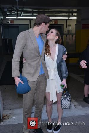 Gabriel Ebert and Louisa Krause