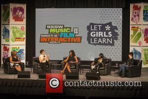 Queen Latifah, Sophia Bush, Michelle Obama and Missy Elliott