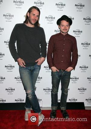 Elijah Wood and Zach Cowie