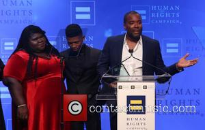 Gabourey Sidibe, Lee Daniels and Bryshere 'yazz' Gray