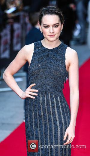 Daisy Ridley - Arrivals for the Jameson Empire Awards 2016 at the Grosvenor House Hotel at Jameson Empire Awards, Grosvenor...