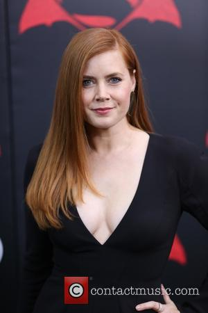 Amy Adams: 'I Would Date Superman In Real Life'