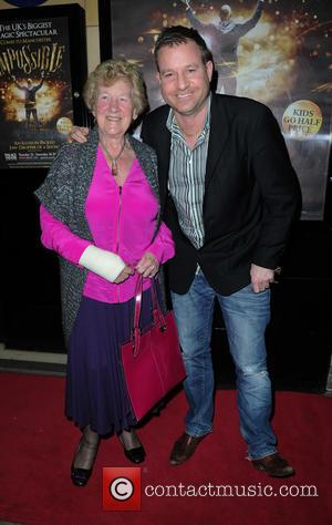 Andrew Nutter and Mother