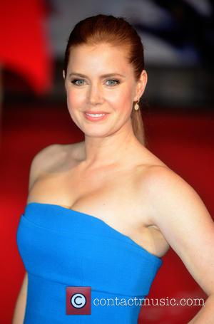 Amy Adams' Modesty Patches Fell Off In Bath Scene
