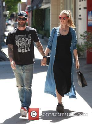 Adam Levine And Behati Prinsloo Prepare For Baby Number Two