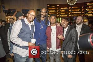 Warren G, Snoop Lion, Snoop Dogg, Lil Caine and Tyrin Turner