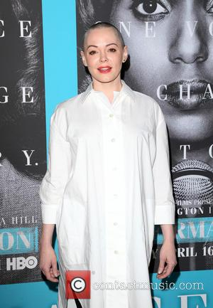 """Rose McGowan Alleges Harvey Weinstein Has """"Tried To Contact"""" Her"""