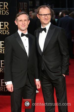 Ian Hallard and Mark Gatiss