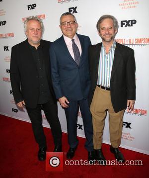 Larry Karaszewski, Jeffrey Toobin and Scott Alexander