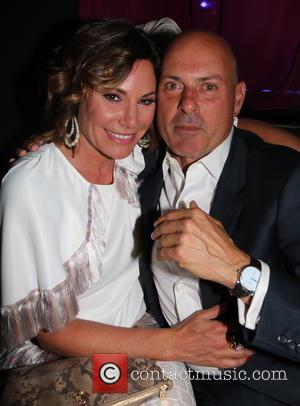 The Real Housewives, Luann De Lesseps and Tom D'agostino Jr.
