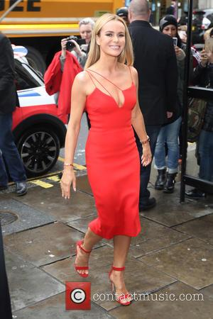 Amanda Holden - Britain's Got Talent Launch held at the Regency Cinema - Arrivals at Britain's Got Talent - London,...