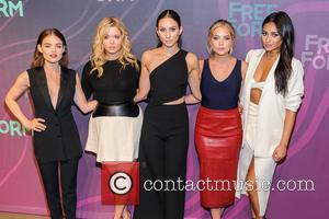 Lucy Hale, Sasha Pieterse, Troian Bellisario, Ashley Benson and Shay Mitchell