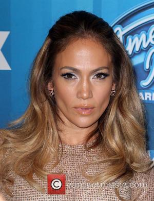 Jennifer Lopez - American Idol Finale held at the Dolby Theatre - Arrivals at Dolby Theatre - Hollywood, California, United...