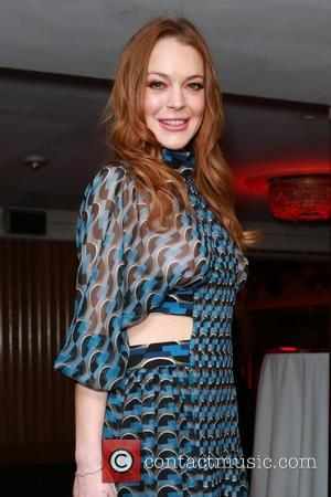 Lindsay Lohan - The 6th Asian Awards 2016: 'Honouring Asian Excellence' at Grosvenor House hotel - Arrivals at Grosvenor House...