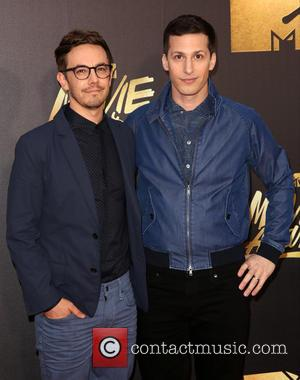Jorma Taccone and Andy Samberg