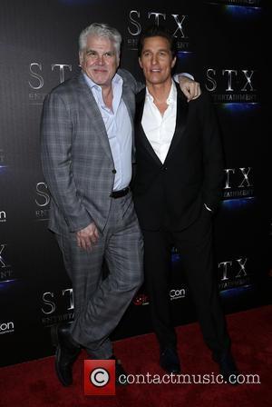 Gary Ross and Matthew Mcconaughey