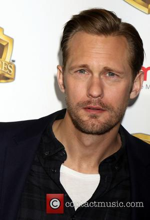 Alexander Skarsgard - Warner Bros. Presents