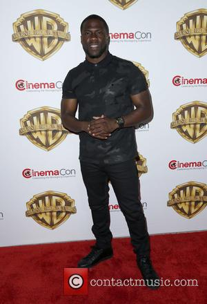 Kevin Hart - 2016 CinemaCon Warner Bros Pictures Red Carpet Arrivals at Caesar's Palace Resort and Casino at Caesars Palace...