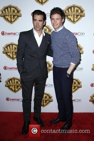 Colin Farrell and Eddie Redmayne