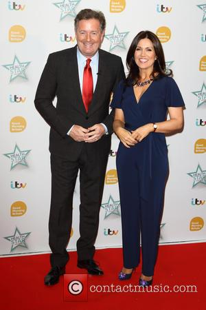 Piers Morgan And Susanna Reid To Host One-Off 'Good Evening Britain'