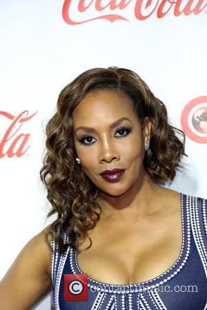 Vivica A. Fox - CinemaCon Bi Screen Achievement Awards held at Caesars Palace Hotel & Casino in Las Vegas, Nv...