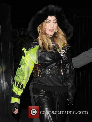 Madonna Dances The Night Away With Son Rocco