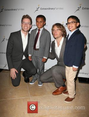 Barrett Foa and Eric Christian Olsen
