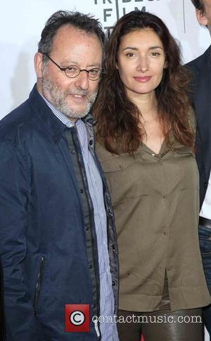 Jean Reno and Zofia Borucka