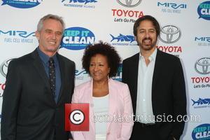 Bobby Kennedy Jr., Wanda Sykes and Ray Romano