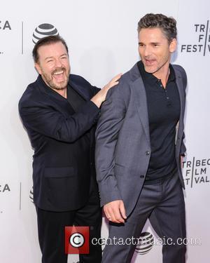Eric Bana and Ricky Gervais