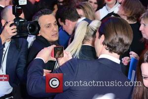 Sebastian Stan and Fans