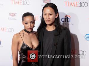 Tinashe and Alexander Wang